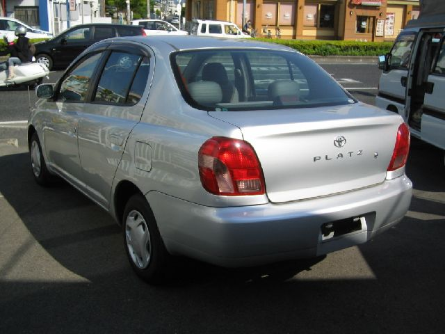 トヨタ プラッツ F Lパッケージ シルバー :その他  車両本体価格 消費税込SOLD OUT